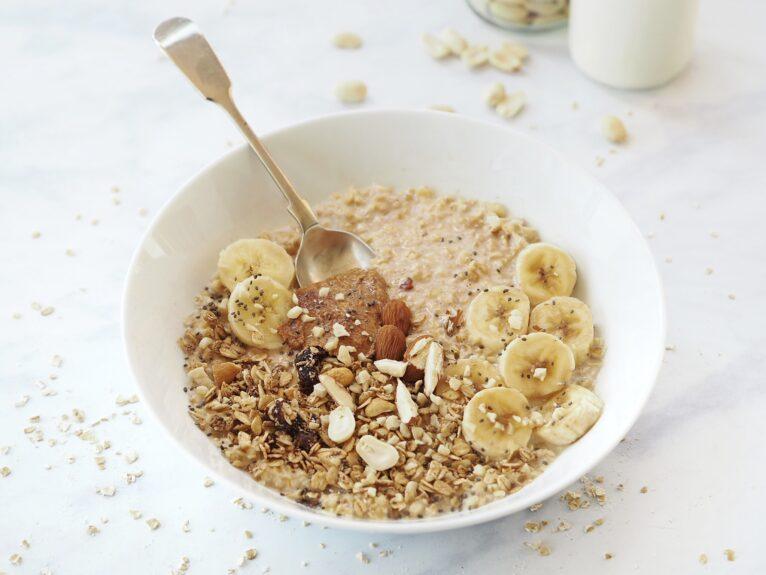 Peanut Butter, Chia Porridge