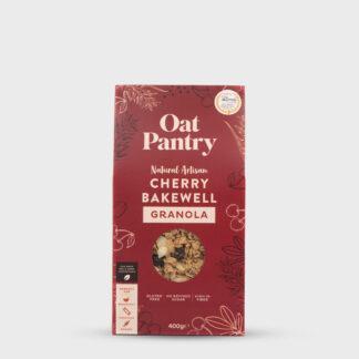 Cherry Bakewell Granola