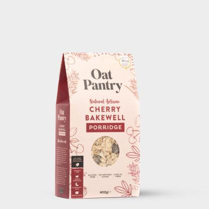 Cherry Bakewell Porridge Side