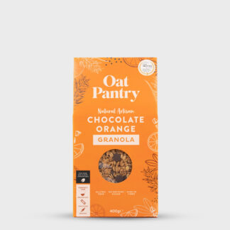 Chocolate Orange Granola