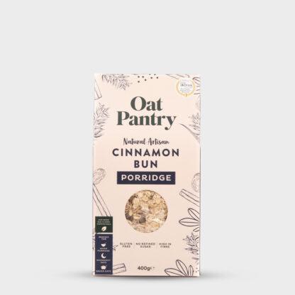 Cinnamon Bun Porridge