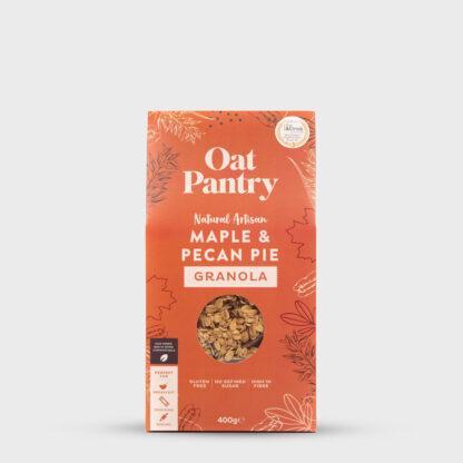 Maple & Pecan Pie Granola
