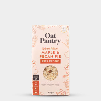 Maple & Pecan Porridge
