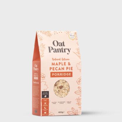 Maple & Pecan Pie Porridge Side
