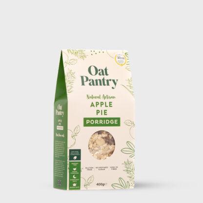 Apple Pie Porridge Side Shot